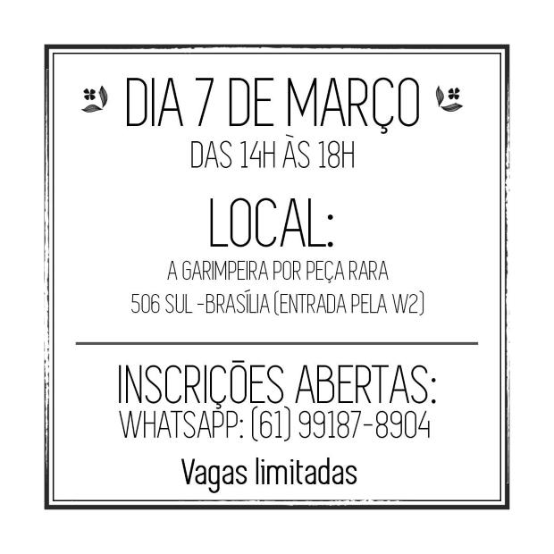 evento anete carrard 3 Mesas assinadas por Cláudia Pixu e Anete Carrard