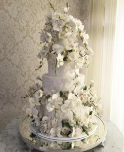 bolo com flores the king cake 246x300 bolo com flores the king cake