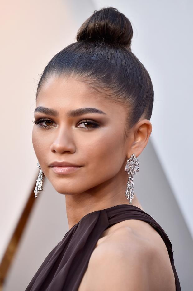 oscar 2018 penteado 2 A beleza no Oscar 2018
