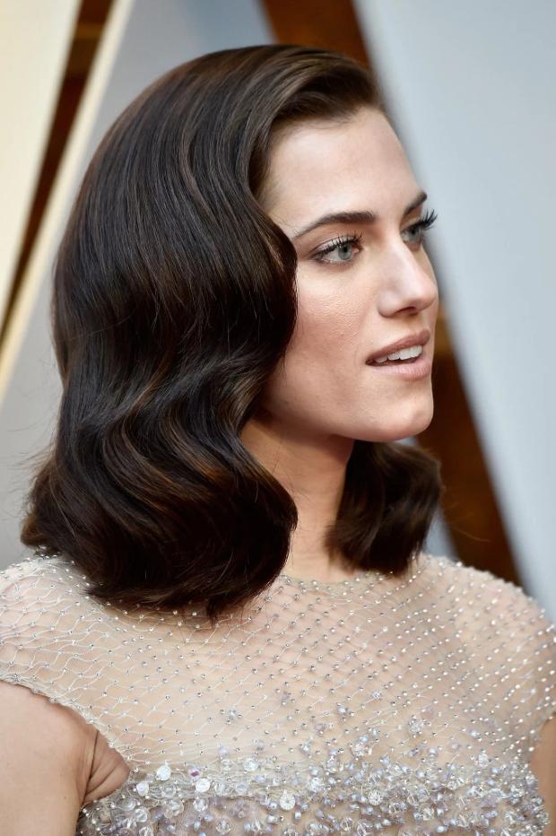 oscar 2018 penteado 8 A beleza no Oscar 2018