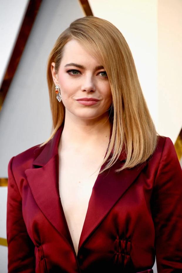 oscar 2018 penteado 9 A beleza no Oscar 2018