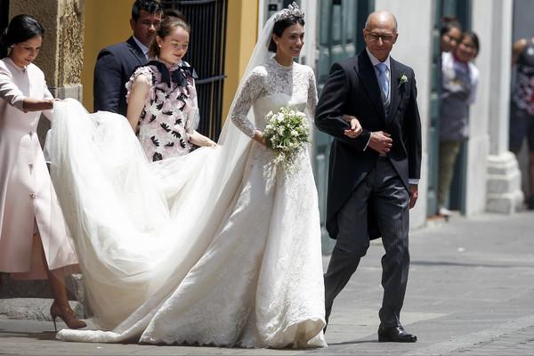 principe christian de hannover 2 Príncipe Christian de Hannover e Alessandra de Osma