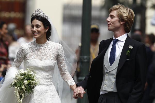 principe christian de hannover 3 Príncipe Christian de Hannover e Alessandra de Osma