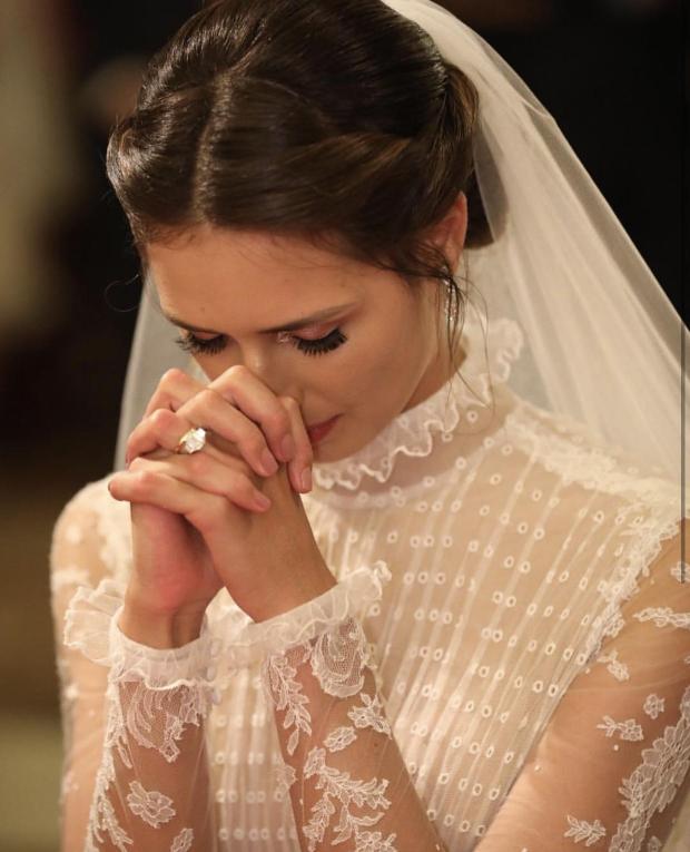 juliana noiva 2 Juliana e Antônio