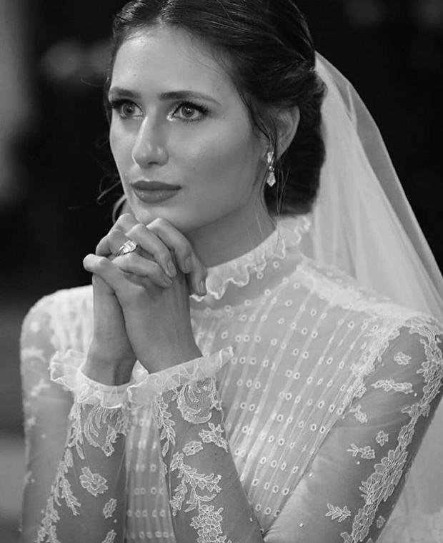 juliana noiva Juliana e Antônio