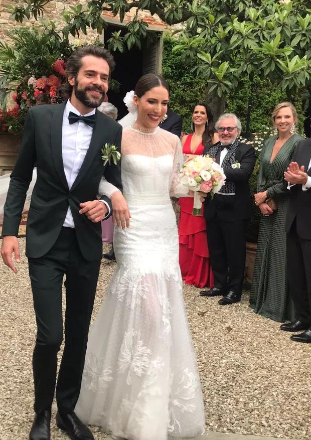 casamento lilly sarti 3 Lilly Sarti e Marcelo Raimondi