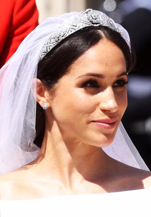 casamento real 14 1 Meghan Markle {Joias, véu, produção e bouquet}