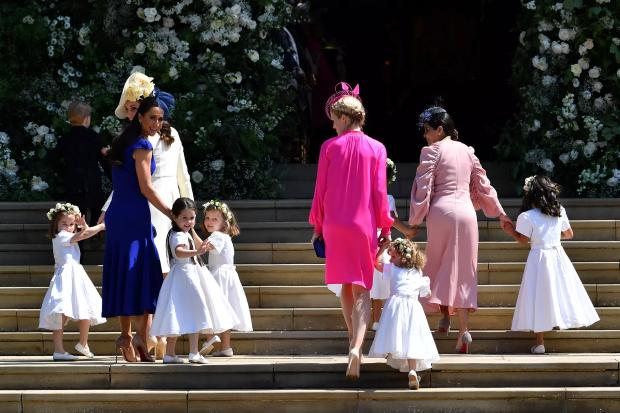 casamento real daminhas e pajens 1 Casamento Real {Daminhas e Pajens}