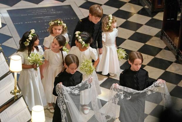 casamento real daminhas e pajens 10 Casamento Real {Daminhas e Pajens}