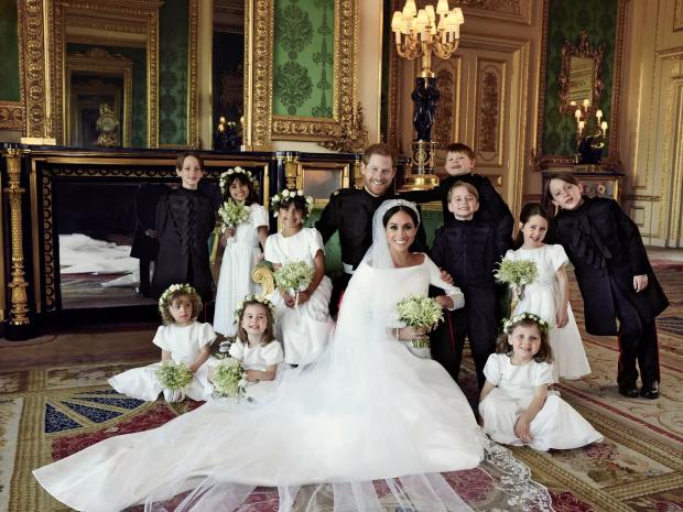 casamento real daminhas e pajens 9 foto alexi lubomirski palacio de kensington reuters Casamento Real {Daminhas e Pajens}