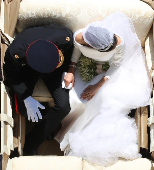 casamento real vista de cima Casamento Real {Fotografia}