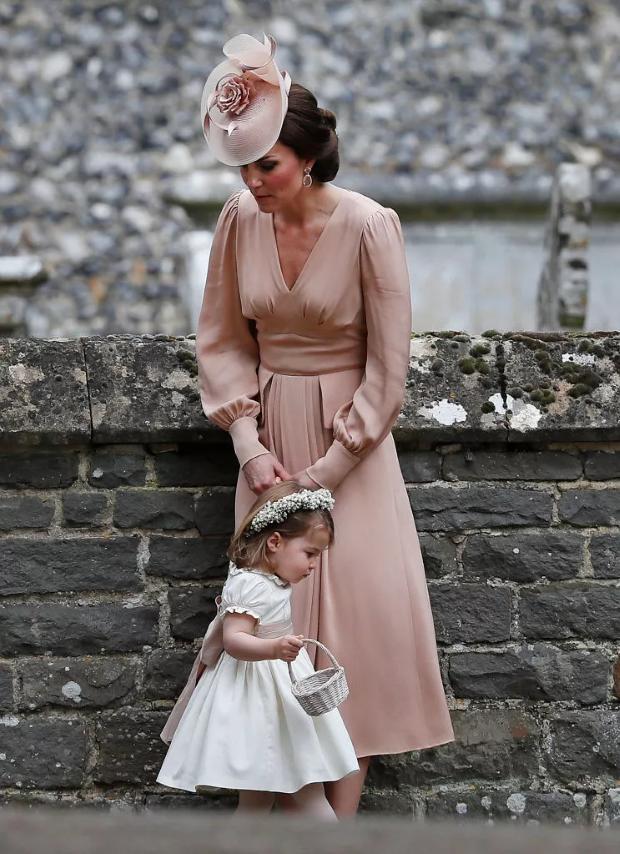pajens e daminhas 2 Casamento Real: pajens e daminhas