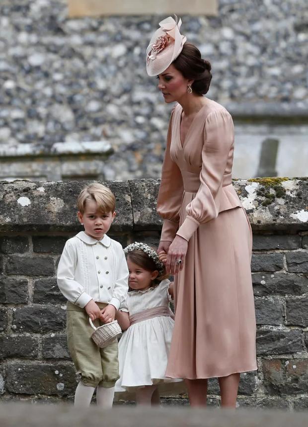pajens e daminhas 5 Casamento Real: pajens e daminhas
