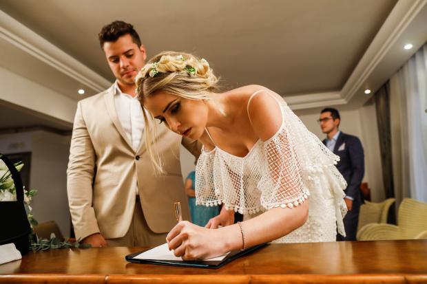 casamento civil fernanda sorgatto 29 Fernanda e Ricieri {Casamento Civil}