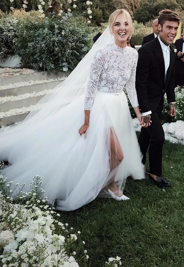 chiara ferragni wedding 1 Chiara Ferragni e Ferrez