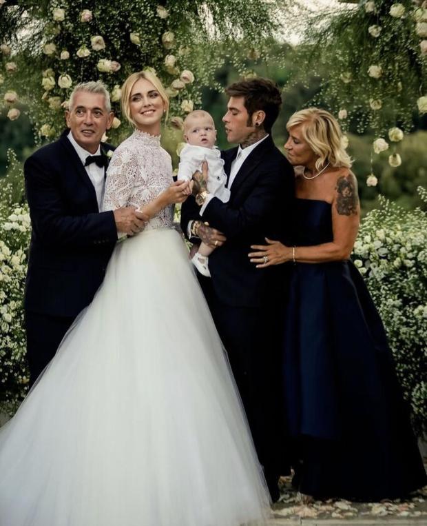 chiara ferragni wedding 13 Chiara Ferragni e Ferrez