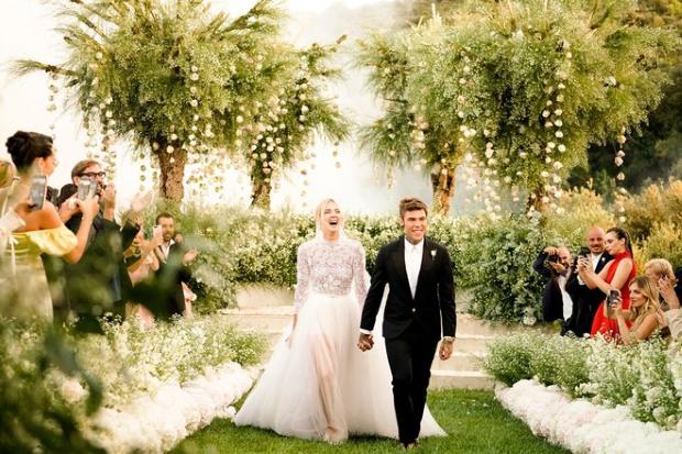 chiara ferragni wedding 2 Chiara Ferragni e Ferrez