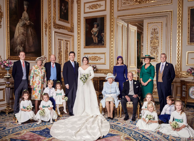 eugenie de york e jack brooksbank 1 Princesa Eugenie de York e Jack Brooksbank