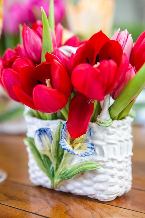 tulipas Flores para vocês