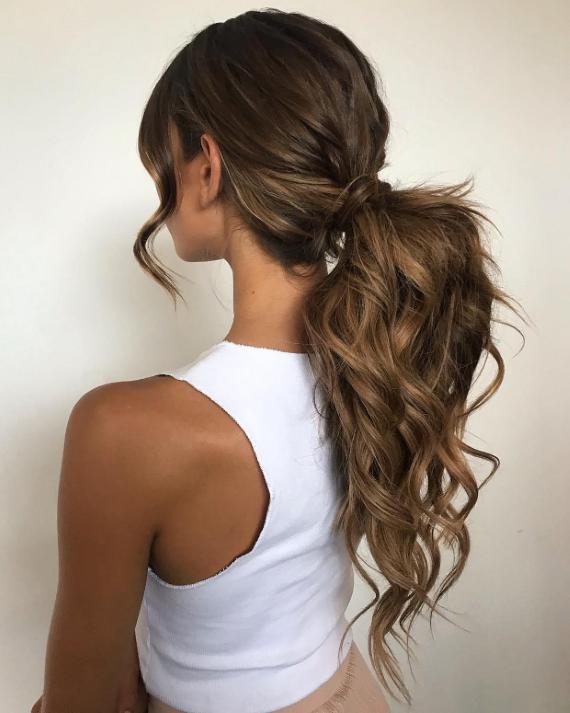 penteado 5 Penteados para inspirar